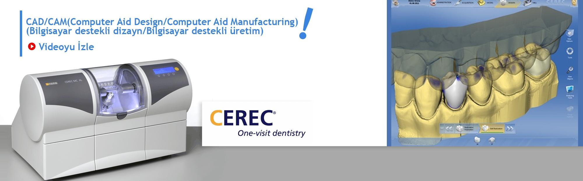 Cad/Cam Sistemi ile Dijital Diş Hekimliği